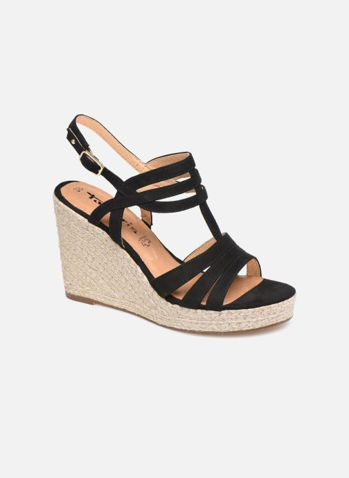 Sandales et nu-pieds Tamaris Thais Noir vue détail/paire