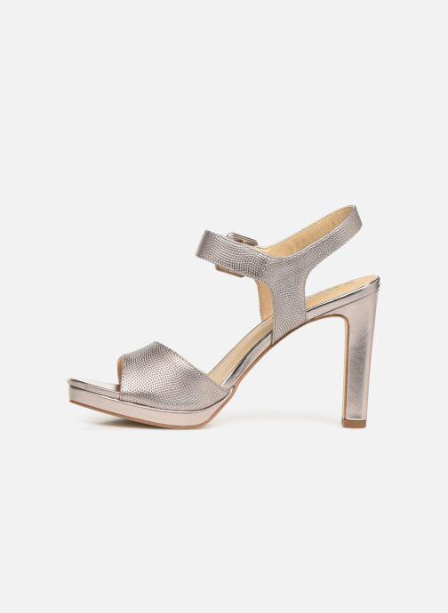 Sandales et nu-pieds Tamaris Susanne Rose vue face