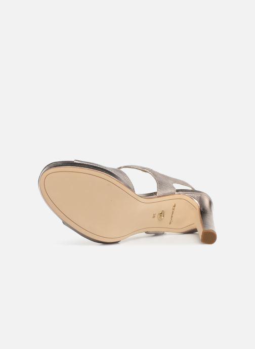 Sandales et nu-pieds Tamaris Susanne Rose vue haut