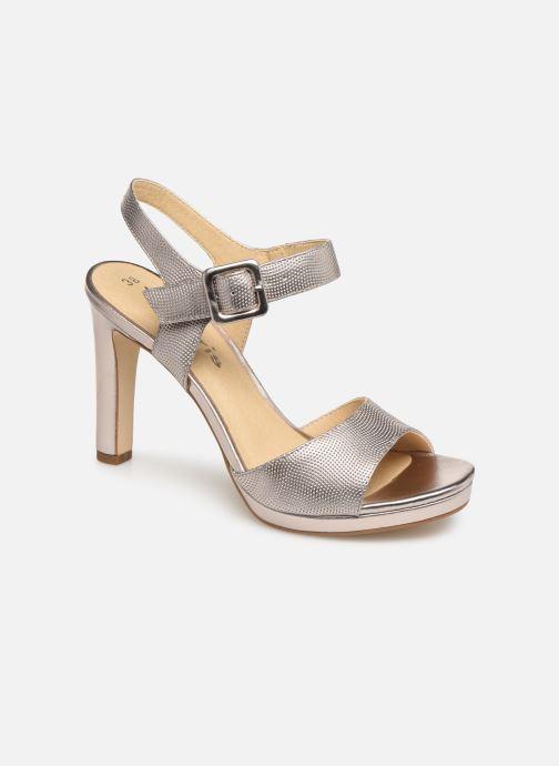 Sandales et nu-pieds Tamaris Susanne Rose vue détail/paire