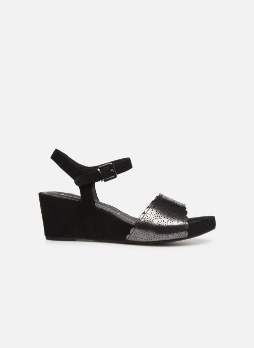 Sandales et nu-pieds Tamaris Vivienne Noir vue derrière