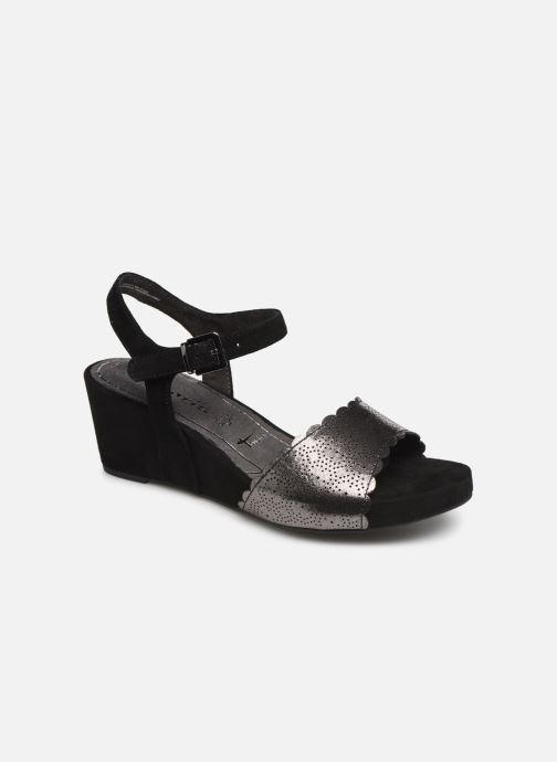 Sandales et nu-pieds Tamaris Vivienne Noir vue détail/paire