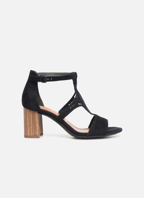 Sandales et nu-pieds Tamaris Alba Bleu vue derrière