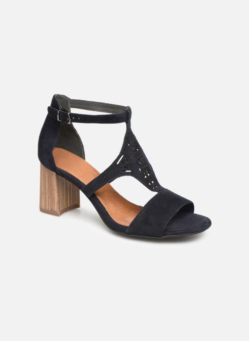 Sandales et nu-pieds Tamaris Alba Bleu vue détail/paire