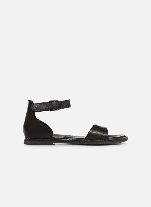 Sandales et nu-pieds Tamaris Catalina Noir vue derrière