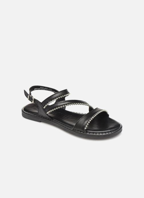 Sandaler Tamaris Cassandra Sort detaljeret billede af skoene