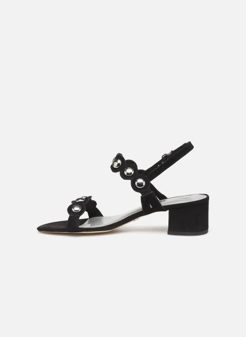 Sandales et nu-pieds Tamaris Dolores Noir vue face