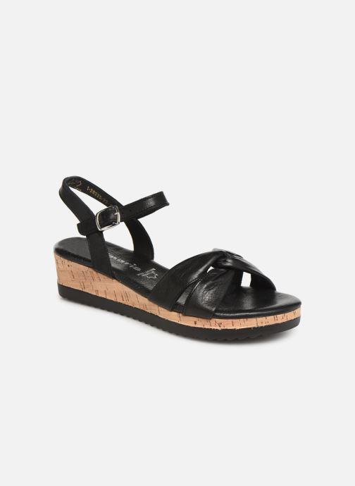 Sandales et nu-pieds Tamaris Lara Noir vue détail/paire