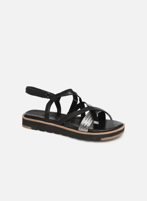 Sandales et nu-pieds Tamaris Liliana Noir vue détail/paire