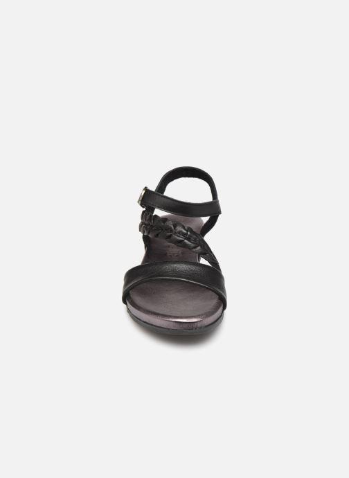 Sandaler Tamaris Palma Svart bild av skorna på