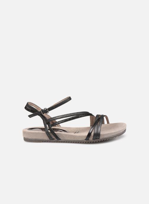 Sandales et nu-pieds Tamaris Barbuise Noir vue derrière