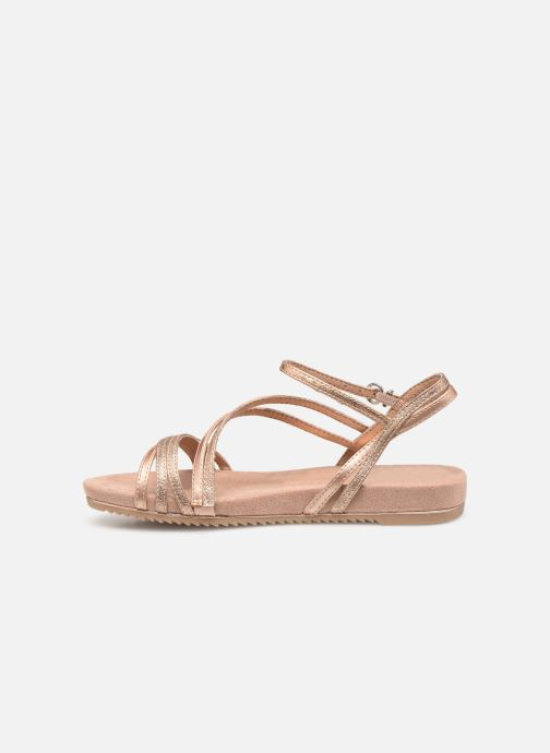 Sandals Tamaris Barbuise Pink front view