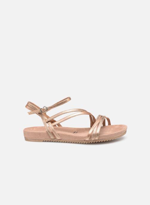 Sandales et nu-pieds Tamaris Barbuise Rose vue derrière