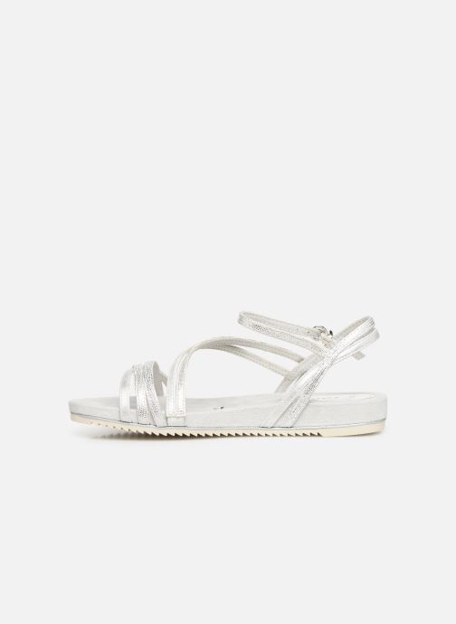 Sandali e scarpe aperte Tamaris Barbuise Bianco immagine frontale