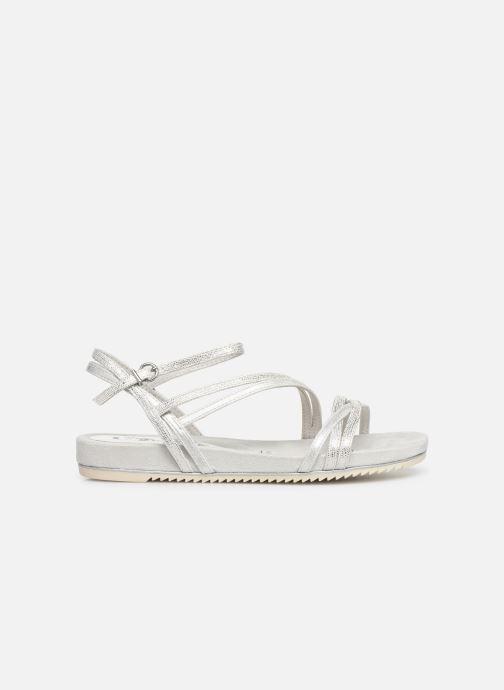 Sandales et nu-pieds Tamaris Barbuise Blanc vue derrière