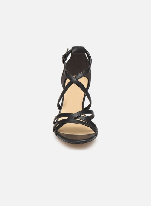 noir Chez Nu Sandales Tamaris pieds Et Petunia 5IYxqB