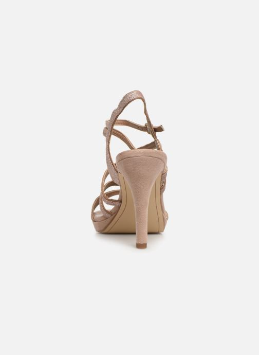 Sandales et nu-pieds Tamaris Agel Rose vue droite