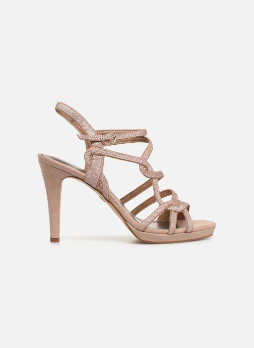 Sandales et nu-pieds Tamaris Agel Rose vue derrière