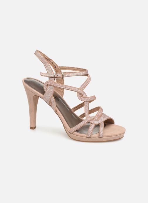 Sandales et nu-pieds Tamaris Agel Rose vue détail/paire