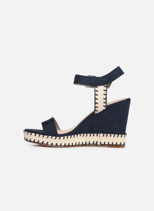 Sandales et nu-pieds Tamaris Aila Bleu vue face