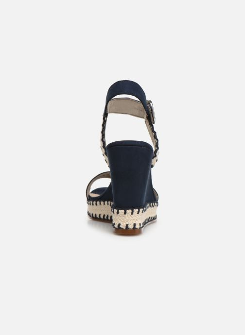 Sandals Tamaris Aila Blue view from the right