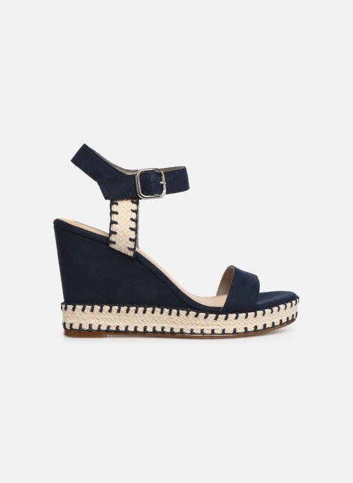 Sandales et nu-pieds Tamaris Aila Bleu vue derrière