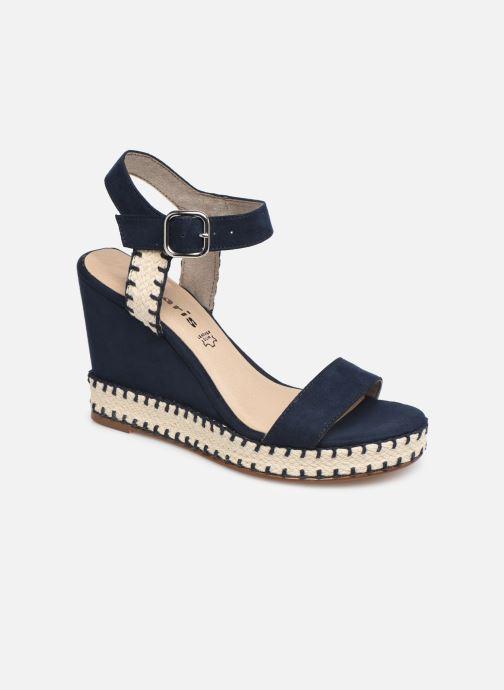 Sandales et nu-pieds Tamaris Aila Bleu vue détail/paire
