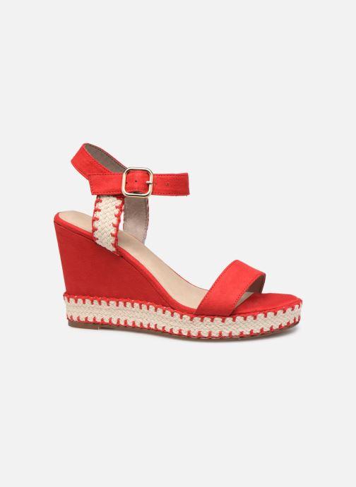 Sandales et nu-pieds Tamaris Aila Rouge vue derrière