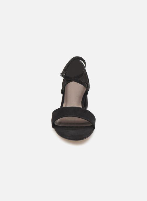 Sandals Tamaris Tapioca Black model view