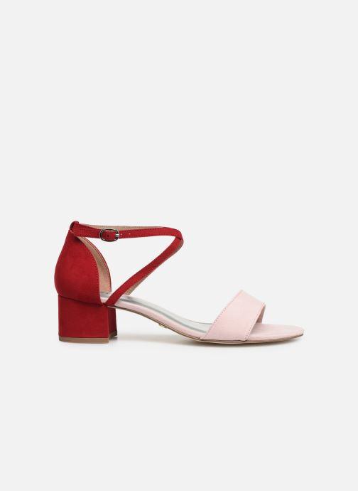 Sandales et nu-pieds Tamaris Tapioca Rose vue derrière