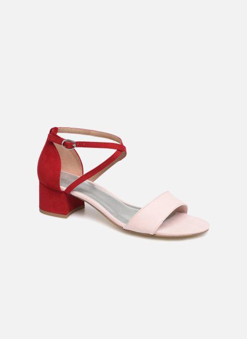 Sandales et nu-pieds Tamaris Tapioca Rose vue détail/paire
