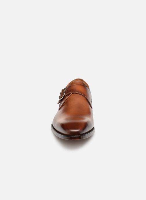 Slipper Marvin&Co Luxe Caring - Cousu Goodyear braun schuhe getragen