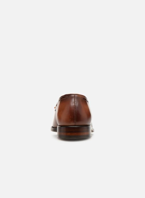 Loafers Marvin&Co Luxe Casselini - Cousu Goodyear Brown view from the right
