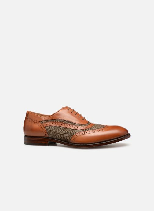 Lace-up shoes Marvin&Co Luxe Celburg - Cousu Goodyear Brown back view