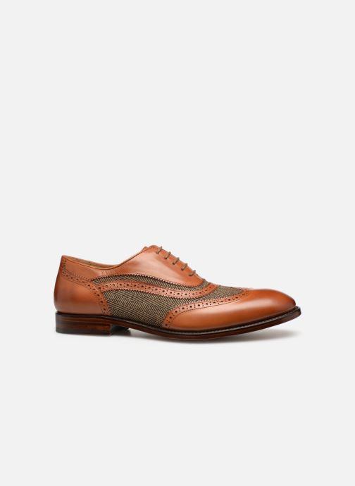 Chaussures à lacets Marvin&Co Luxe Celburg - Cousu Goodyear Marron vue derrière