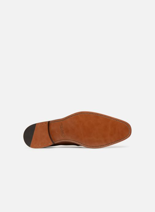 Zapatos con cordones Marvin&Co Luxe Cestephan - Cousu Goodyear Marrón vista de arriba