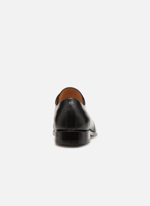 Lace-up shoes Marvin&Co Luxe Cestephan - Cousu Goodyear Black view from the right
