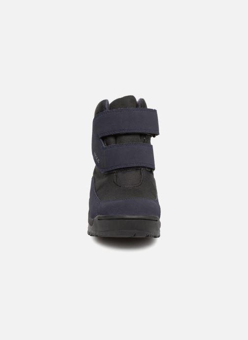 Chaussures de sport Aigle Icen Kid MTD Bleu vue portées chaussures