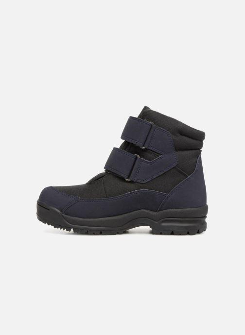 Chaussures de sport Aigle Icen Kid MTD Bleu vue face
