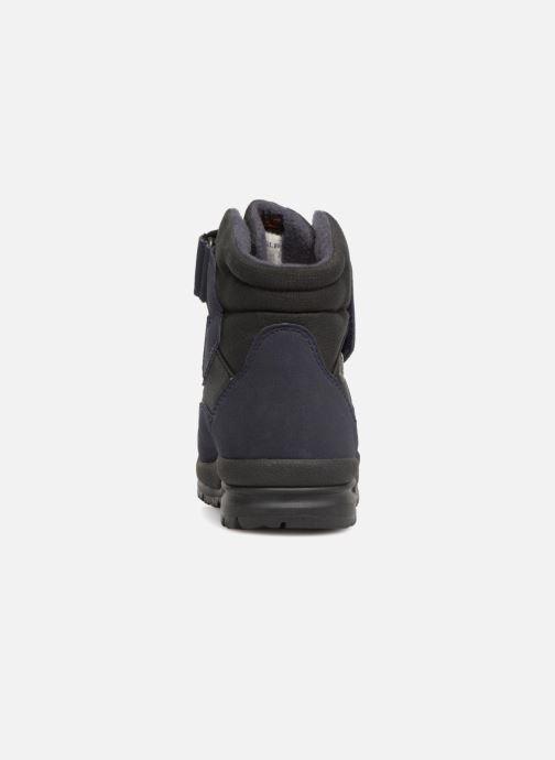 Zapatillas de deporte Aigle Icen Kid MTD Azul vista lateral derecha