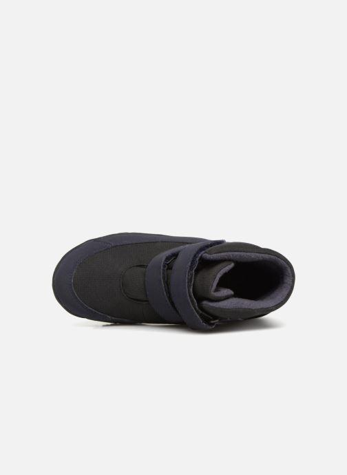 Chaussures de sport Aigle Icen Kid MTD Bleu vue gauche