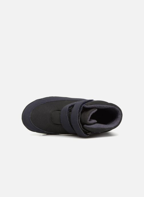 Zapatillas de deporte Aigle Icen Kid MTD Azul vista lateral izquierda