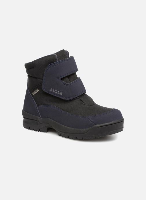 Chaussures de sport Aigle Icen Kid MTD Bleu vue détail/paire