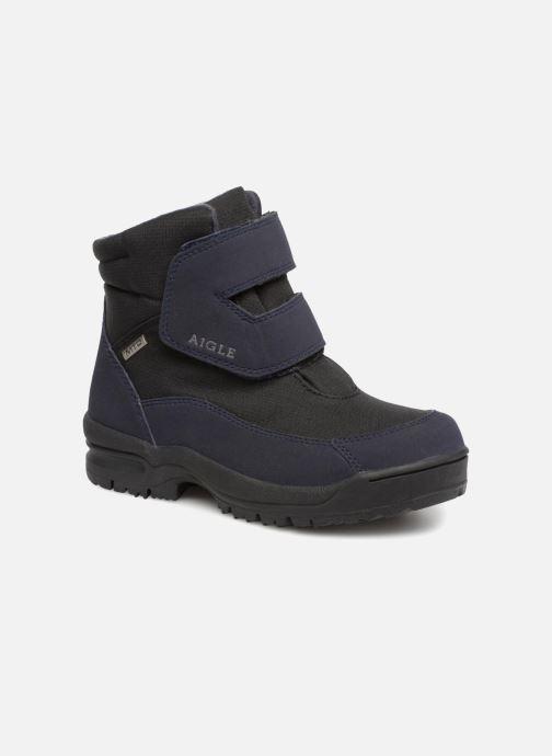 Zapatillas de deporte Aigle Icen Kid MTD Azul vista de detalle / par