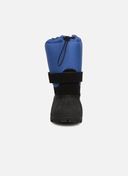 Scarpe sportive Aigle Talsi Kid Azzurro modello indossato