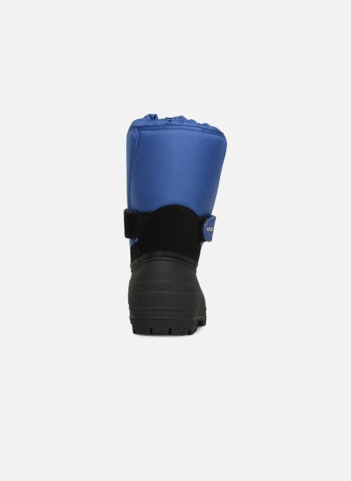 Chaussures de sport Aigle Talsi Kid Bleu vue droite