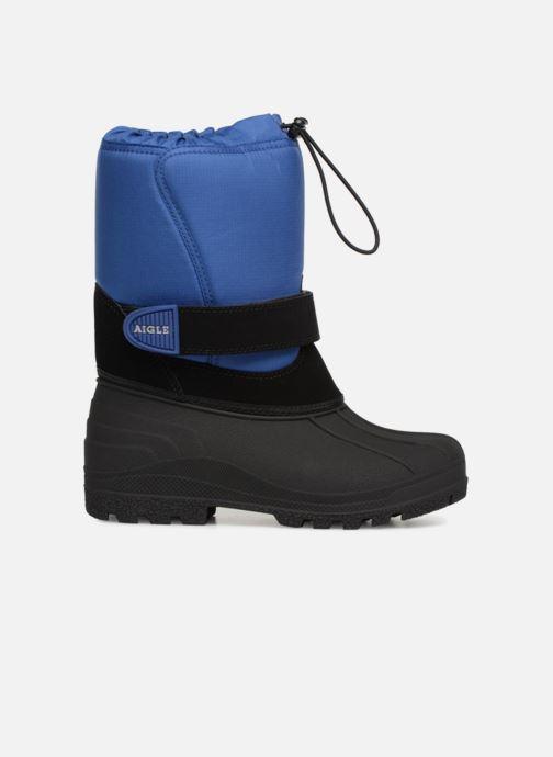 Chaussures de sport Aigle Talsi Kid Bleu vue derrière
