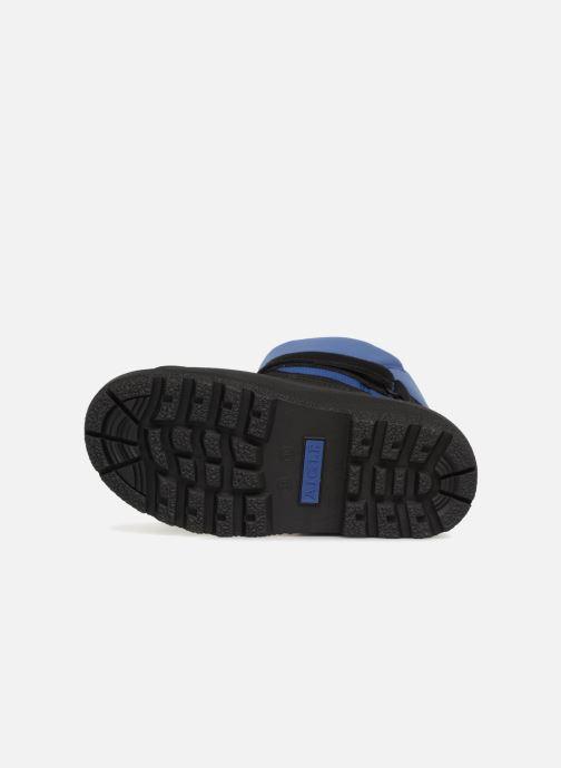 Chaussures de sport Aigle Talsi Kid Bleu vue haut