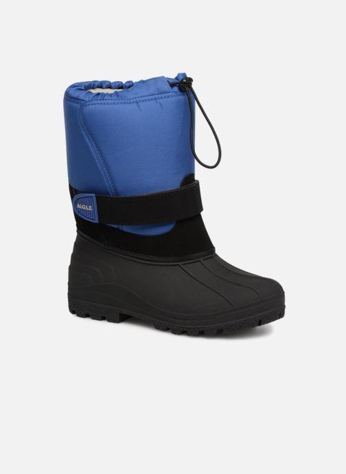 Chaussures de sport Aigle Talsi Kid Bleu vue détail/paire