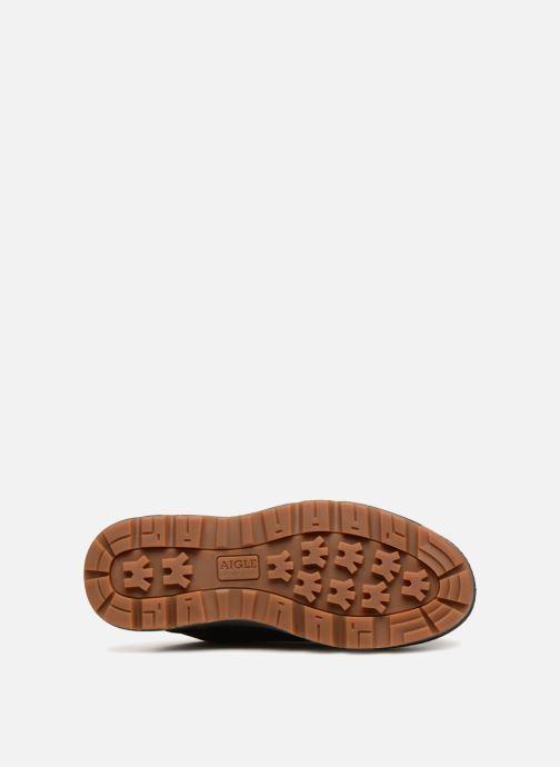 Chaussures de sport Aigle Twarm Hi W MTD Bordeaux vue haut
